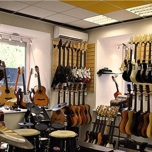 Музыкальные магазины Дубны