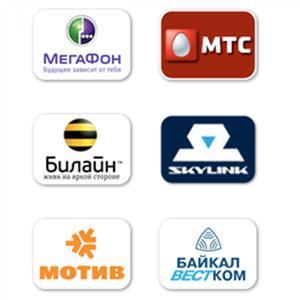 Операторы сотовой связи Дубны