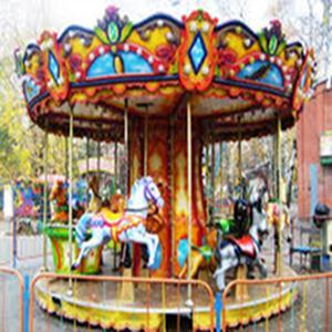 Парки культуры и отдыха Дубны