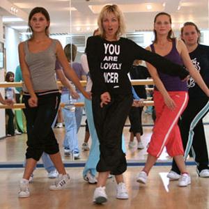 Школы танцев Дубны