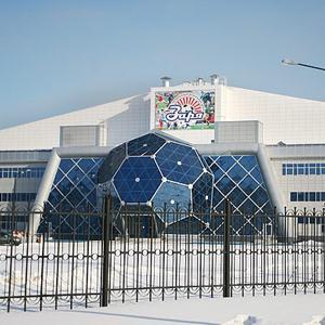Спортивные комплексы Дубны