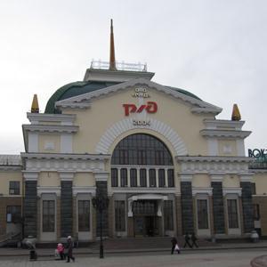 Железнодорожные вокзалы Дубны